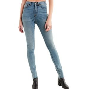 BDG Twig High Rise Skinny Jeans Urban Outfitters